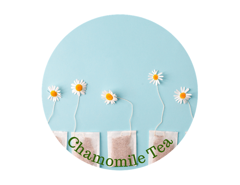chamomile tea ingredient