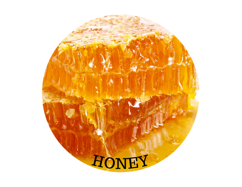 honey close up